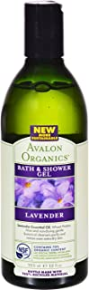product image for Avalon Organics Bath and Shower Gel Lavender - 12 fl oz