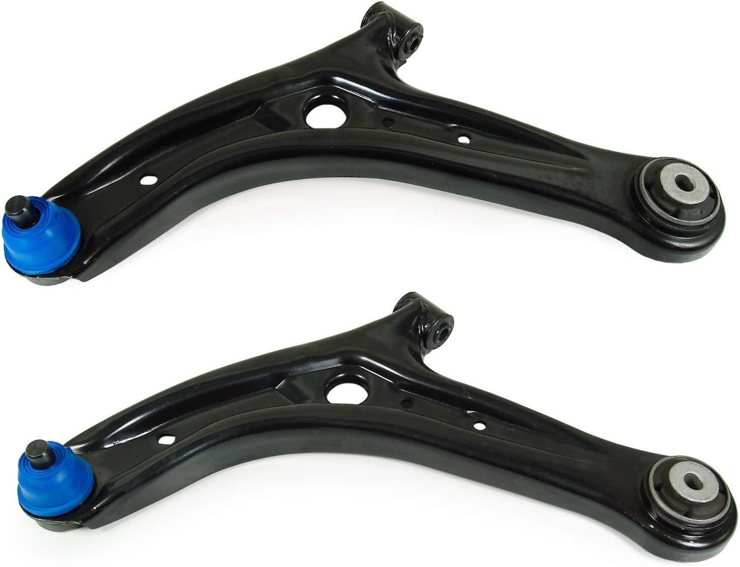 Suspension Control Arm and Ball Joint Assembly Front Left Lower fits Ford Fiesta