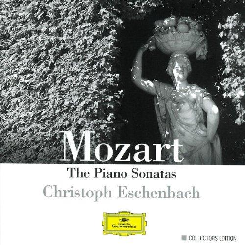 Christoph Eschenbach - Piano Sonatas (Boxed Set, 5PC)