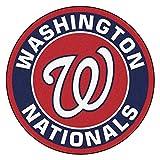 FANMATS 18155 MLB Washington Nationals Roundel Mat