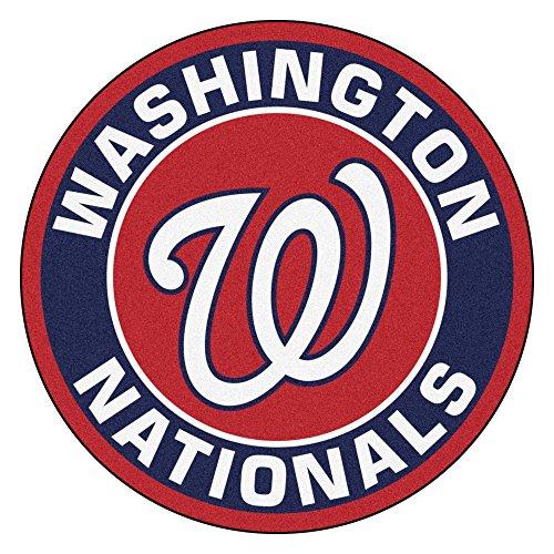 shington Nationals Roundel Mat (Washington Nationals Rug)