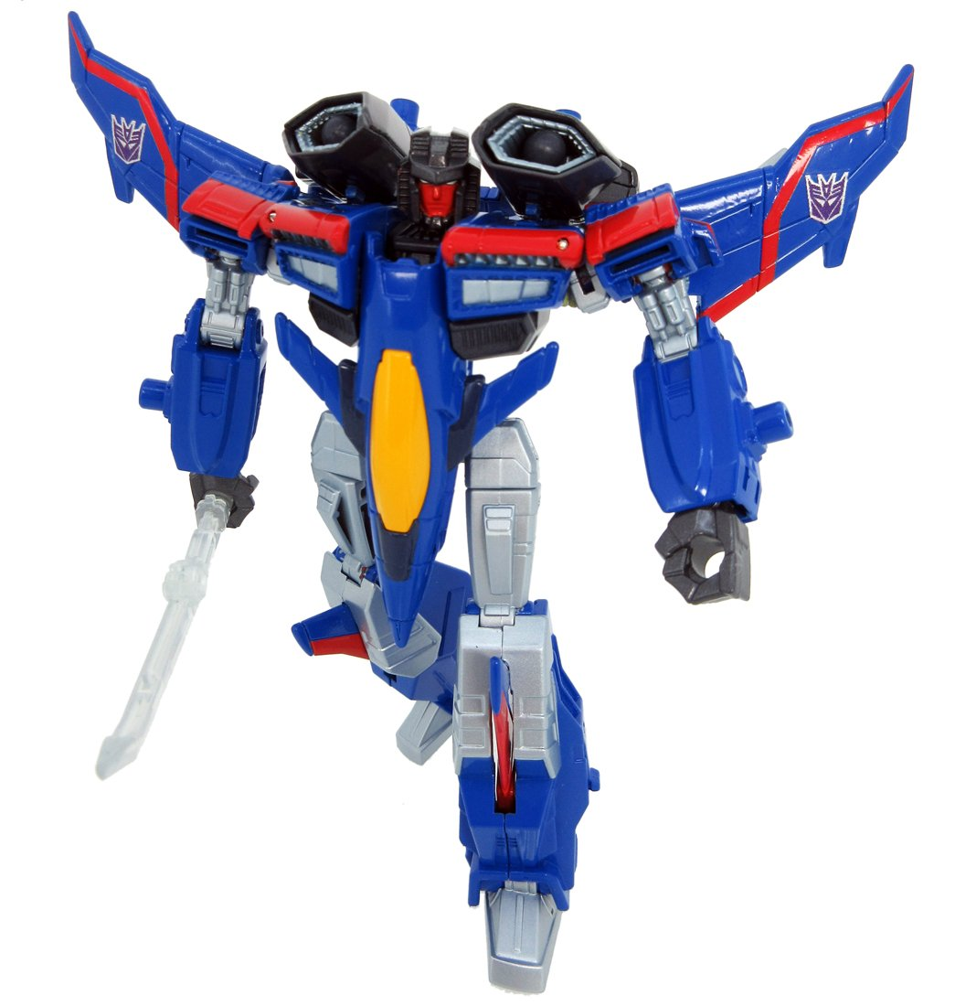 Transformers LG18 Armada Starscream Super Mode Action-Figur