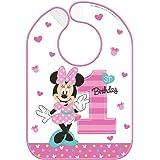 Minnie Mouse 1st Birthday Minnie Mouse Birthday Bib