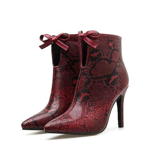 Botas para Mujer Zapatillas De Senderismo para Mujer Botines para ...