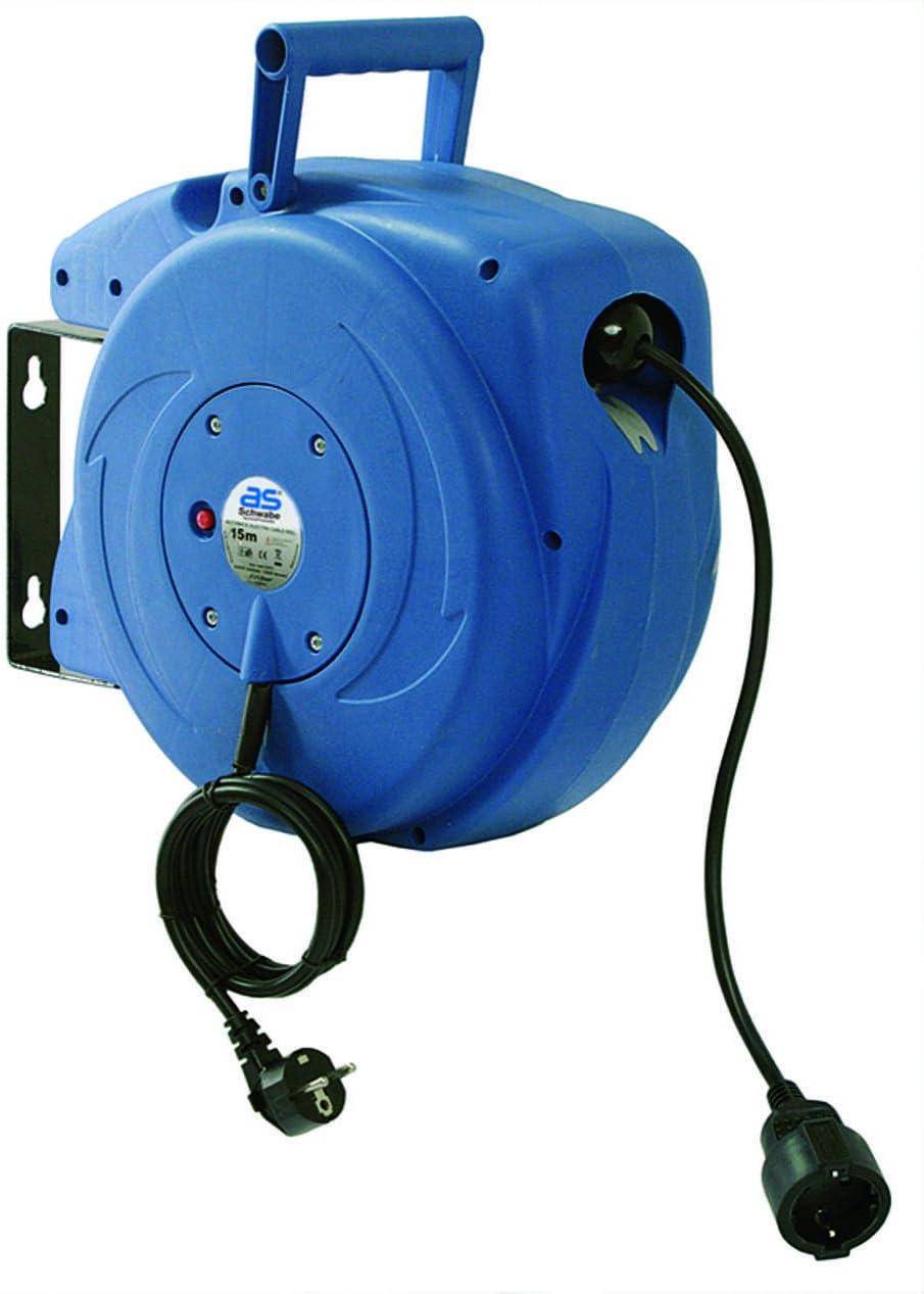 AS–Schwabe 812611carrete eléctrico automático IP 20uso: Interior