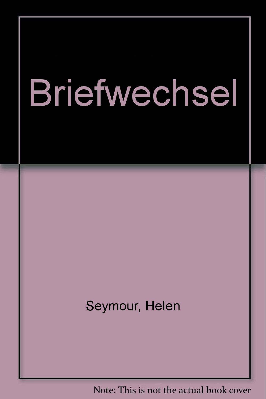 Briefwechsel (German Edition)