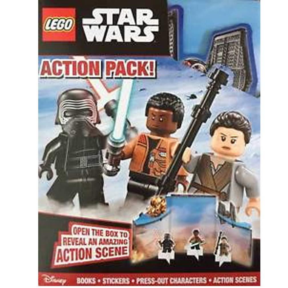 Lego Star Wars Action Pack (Action Packs): Amazon.es: Libros en ...