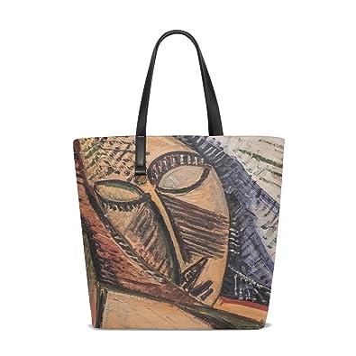 Amazon.com: Dnoving - Bolso bandolera para mujer, diseño de ...