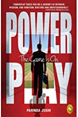 Powerplay: The Game Is On Kindle Edition