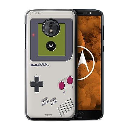 Amazon.com: eSwish MOTOG6PY - Carcasa para móvil, diseño de ...