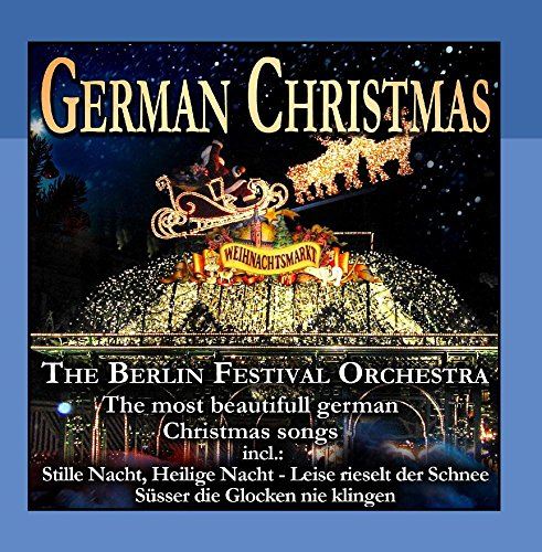 the berlin festival orchestra german christmas amazoncom music - German Christmas Music