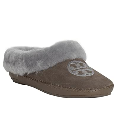 126da0f76c2 Image Unavailable. Image not available for. Color  Tory Burch 34405 Coley  Slipper Split Suede ...