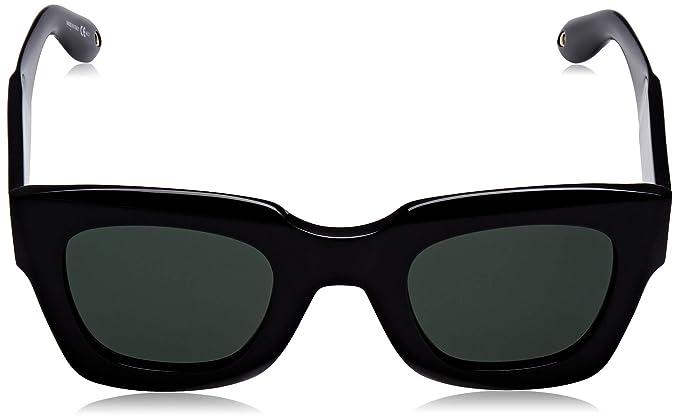 Givenchy GV 7061/S QT 807 Gafas de sol, Negro (Black/Green ...