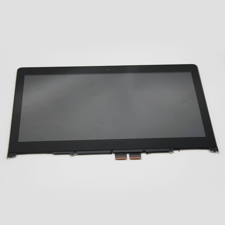 Touchscreen Digitizer 1920x1080 Rahmen Panel Assembly f/ür Lenovo Yoga 500-14IBD 80N4 LCDOLED/® FHD 14 zoll LCD Display