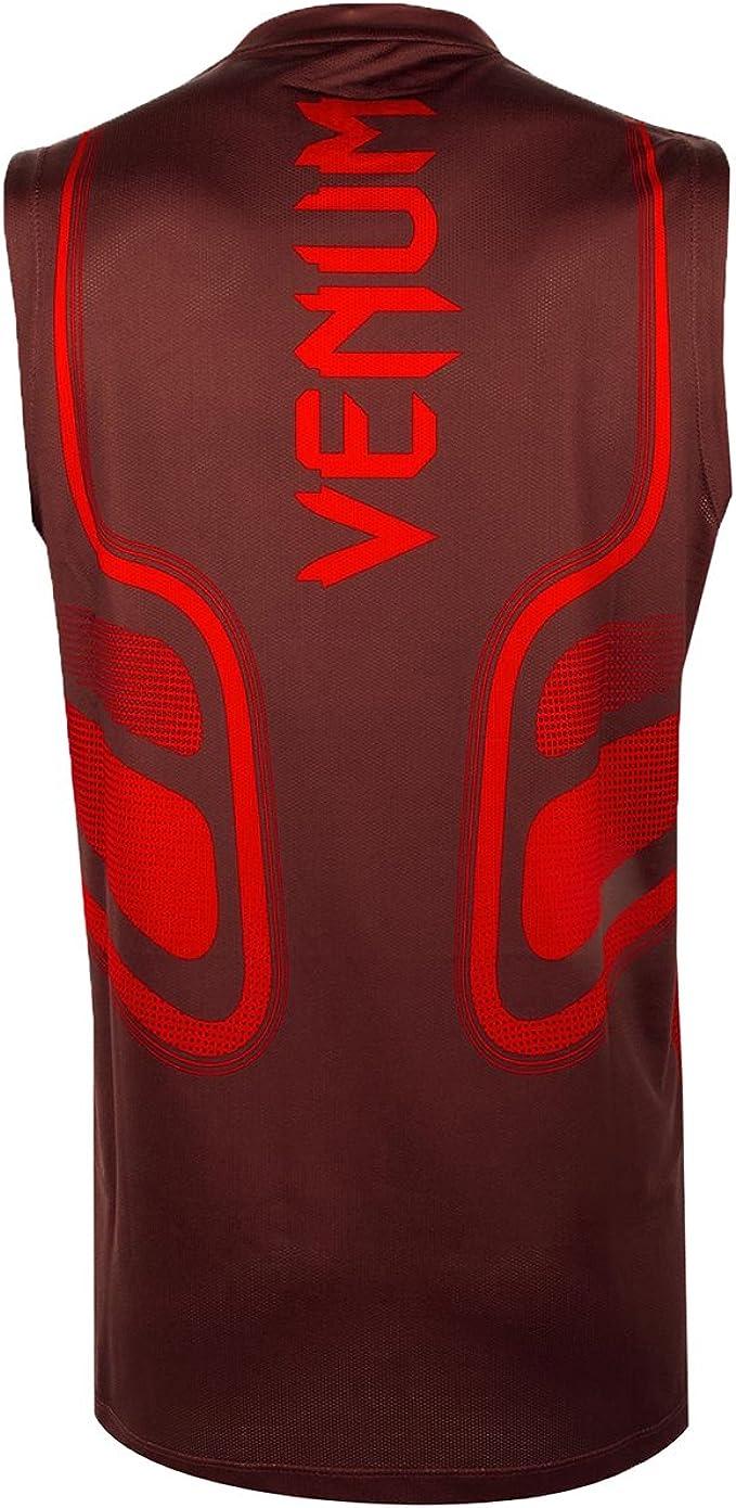 Red//Red Venum Tempest 2.0 Dry Tech X-Fit Crewneck Tank Top