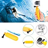 VVHOOY-Universal-Action-Camera-Accessories-Bundle-Kits-Head-Strap-Chest-Belt-Strap-Handle-Monopod-Floating-Hand-Grip-for-Waterproof-Action-Camera-Accessories