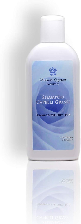 Champú Para Cabello Graso - Aceite De Argán, Aloe Vera Y Vitaminas Del Complejo B Y La Pirocton-Olamina - 200 ml