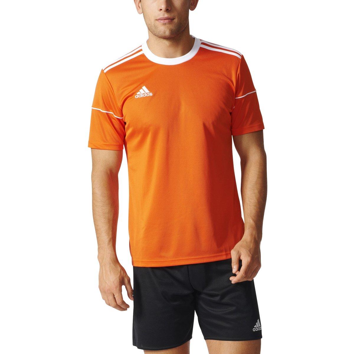 11b5d3279 Galleon - Adidas Mens Squadra 17 Soccer Jersey Training Top Football  (Medium