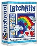 Kahootz 01600 Latchkit Rainbow Mini-Rug