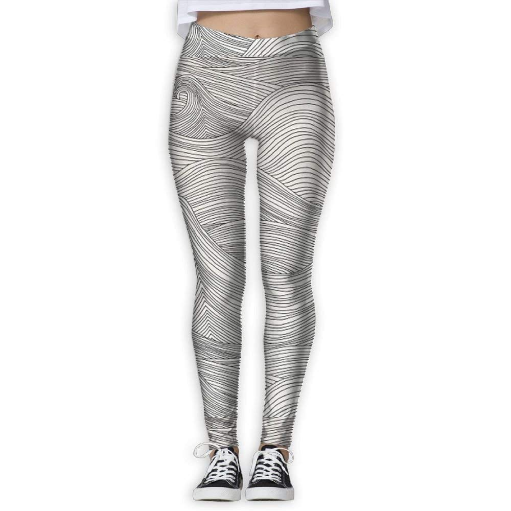 uyitrytu Pantalones de Yoga Mujer Yoga Pants Womens Power ...