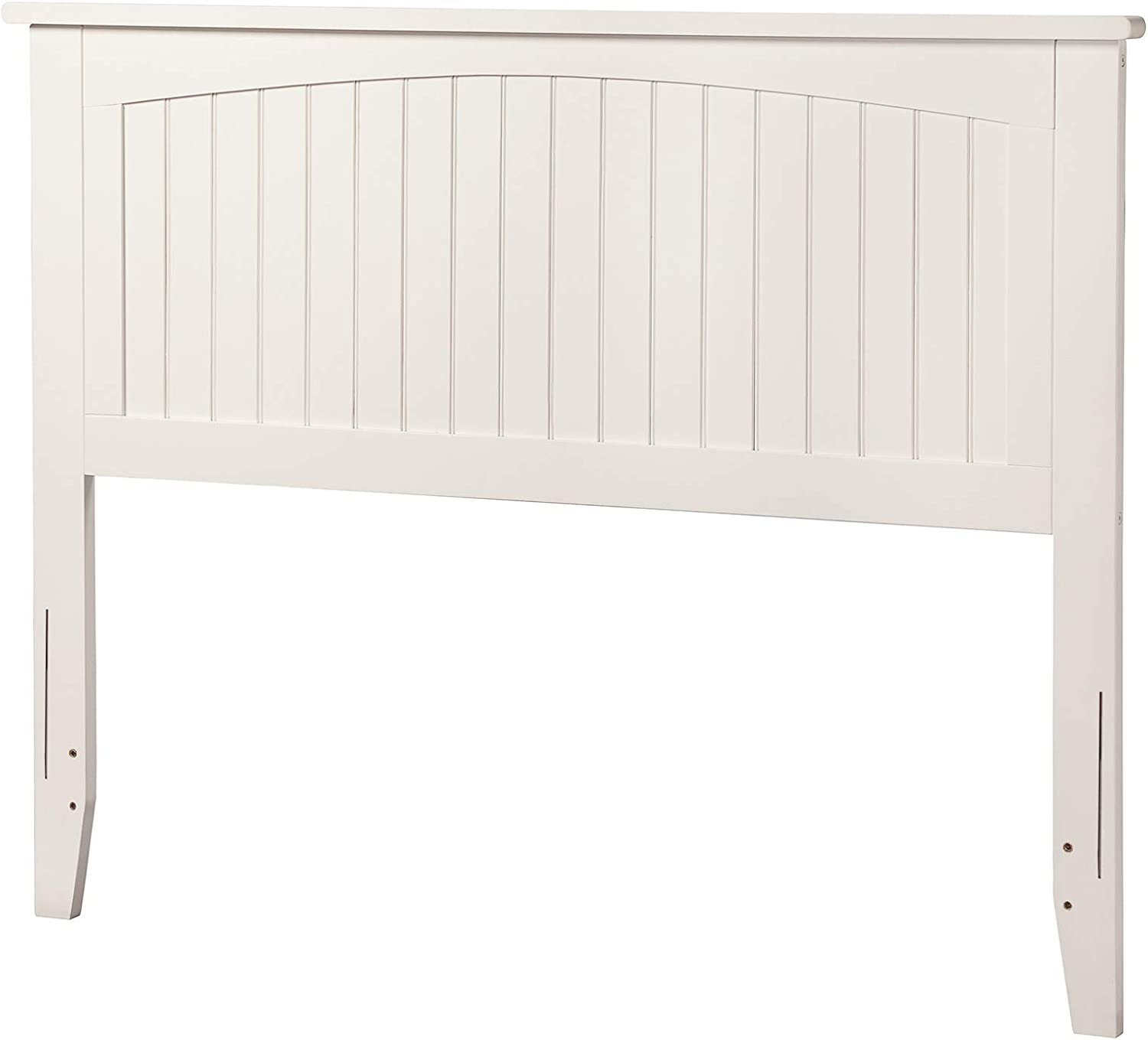 Atlantic Furniture Nantucket Headboard, Full, White
