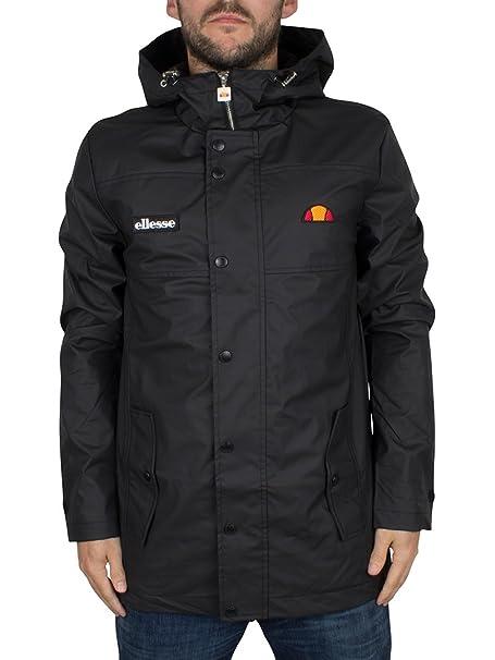 Ellesse Hombre Castelli Logo Jacket, Negro, X-Large: Amazon.es: Ropa y accesorios