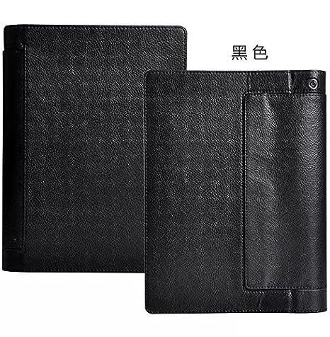Amazon.com: Zytree Yoga Tab 3 10 Pro Leather Case For Lenovo ...