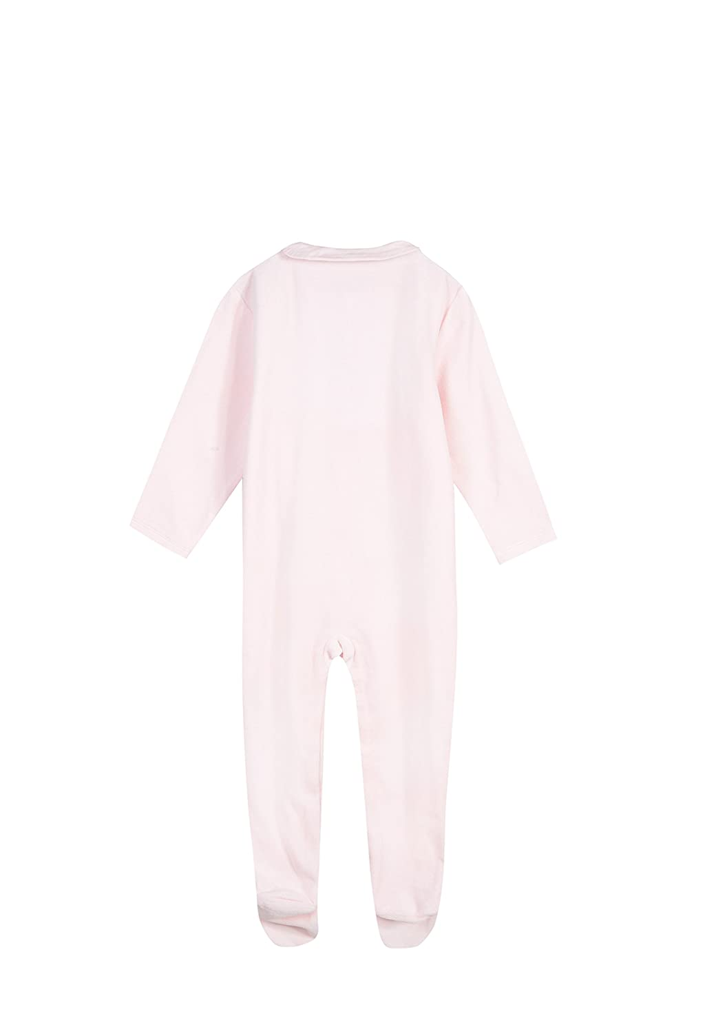 Z Baby Girls Sleep Well Rose Knots Fantasy Front Onesie