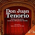 Don Juan Tenorio [Spanish Edition] Audiobook by Jose Zorrilla Narrated by Lidia Ariza, Luis Del Valle