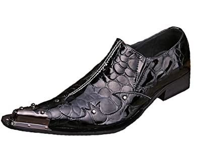 Amazon.com: US Tamaño 5 – 12 Alligator piel de impresión ...