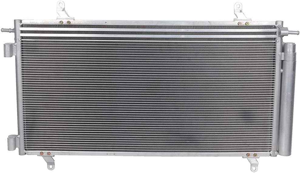 INEEDUP 4119 A//C Condenser Assembly Fit for 2012-2015 Chevrolet Camaro 2018 Chevrolet Equinox