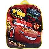 Disney Pixar Cars Lightning McQueen Cruz Jackson Storm Speed Buddies Backpack