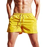 Okany Uomo Costumi da Bagno Leisure Travel Short Pantaloncini da Surfe