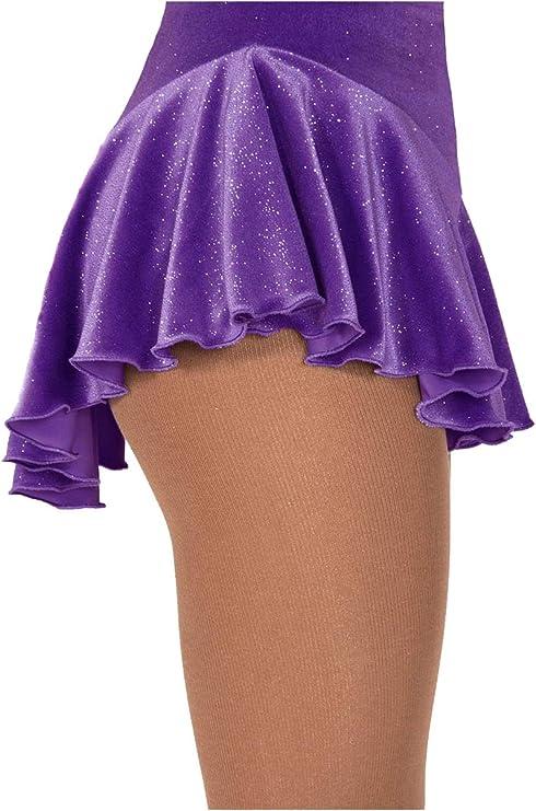 Jerrys 311 Falda Brillante Color Violeta: Amazon.es: Deportes y ...