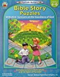 Bible Story Puzzles Grade 4-6, , 0887248675