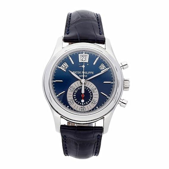 Patek Philippe Complications 5960P-015 - Reloj automático para hombre (certificado de autenticidad)