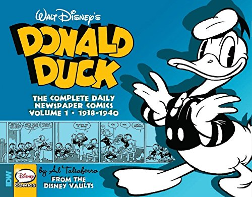 Walt Disney's Donald Duck: The Daily Newspaper Comics Volume 1
