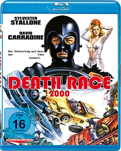 Death Race 2000 (Blu-Ray) [Import allemand]