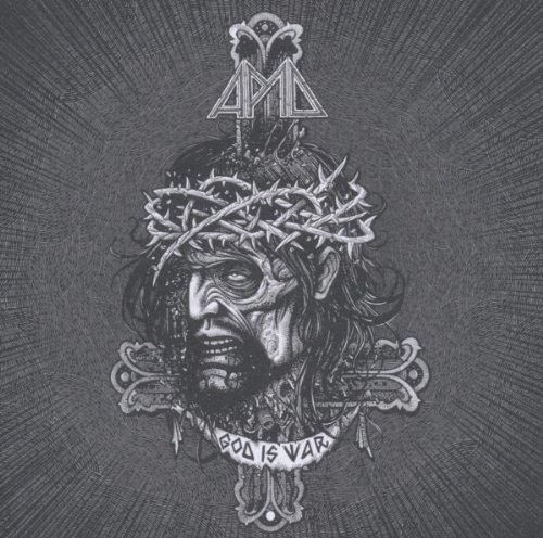 CD : All Pigs Must Die - God Is War (CD)