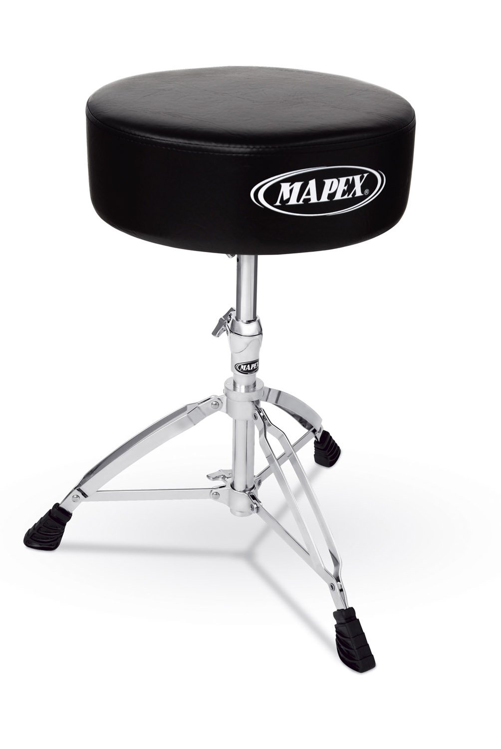 Mapex Double Brace Thick Cushion - Heavy Duty Drum Throne Mapex USA T570A