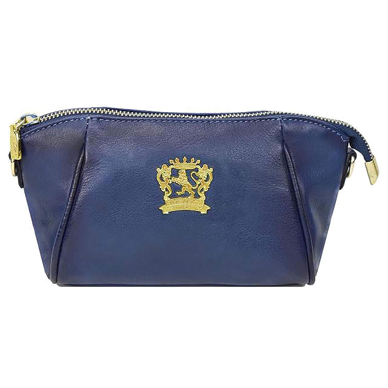 bluee Pratesi Lgold Ciuffennai Small Lady Bag  B457 Bruce (Coffee)