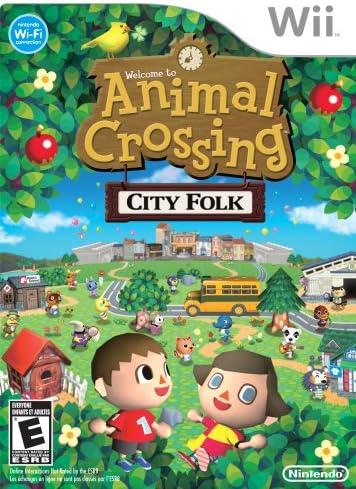 Amazon.com: Animal Crossing: City Folk - Nintendo Wii ...