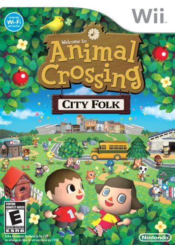 Animal Crossing: City Folk - Nintendo - Crossing Outlet