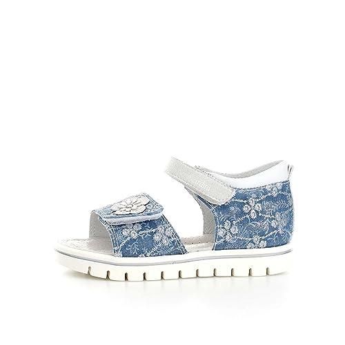 d1e069e62 Nero Giardini - Sandalias de vestir para niña azul Jeans  Amazon.es  Zapatos  y complementos