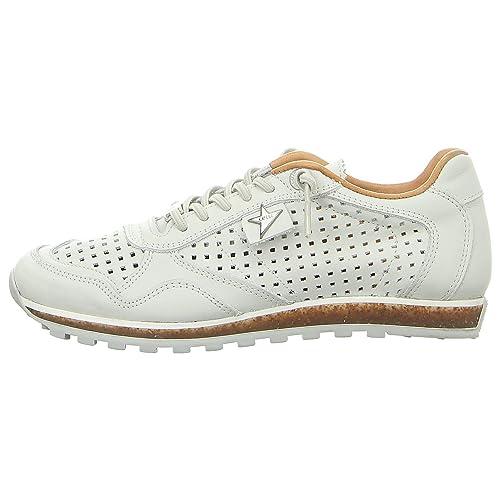 Cetti C 848 SRA Damen Schuhe Sneakers Nature tin wash Kombat