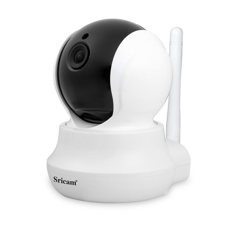 Sricam SP020 2MP HD 1080P Wireless Wifi IP Camera CCTV (White)