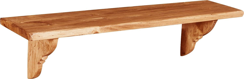Legno 40x40x42 cm Naturale Relaxdays 10020360/_126 Set di Tavolini Sovrapponibili