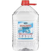 Zentrallager Gedistilleerd water 5 l.
