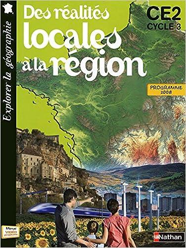 Livre gratuits Des réalités locales à la région pdf, epub