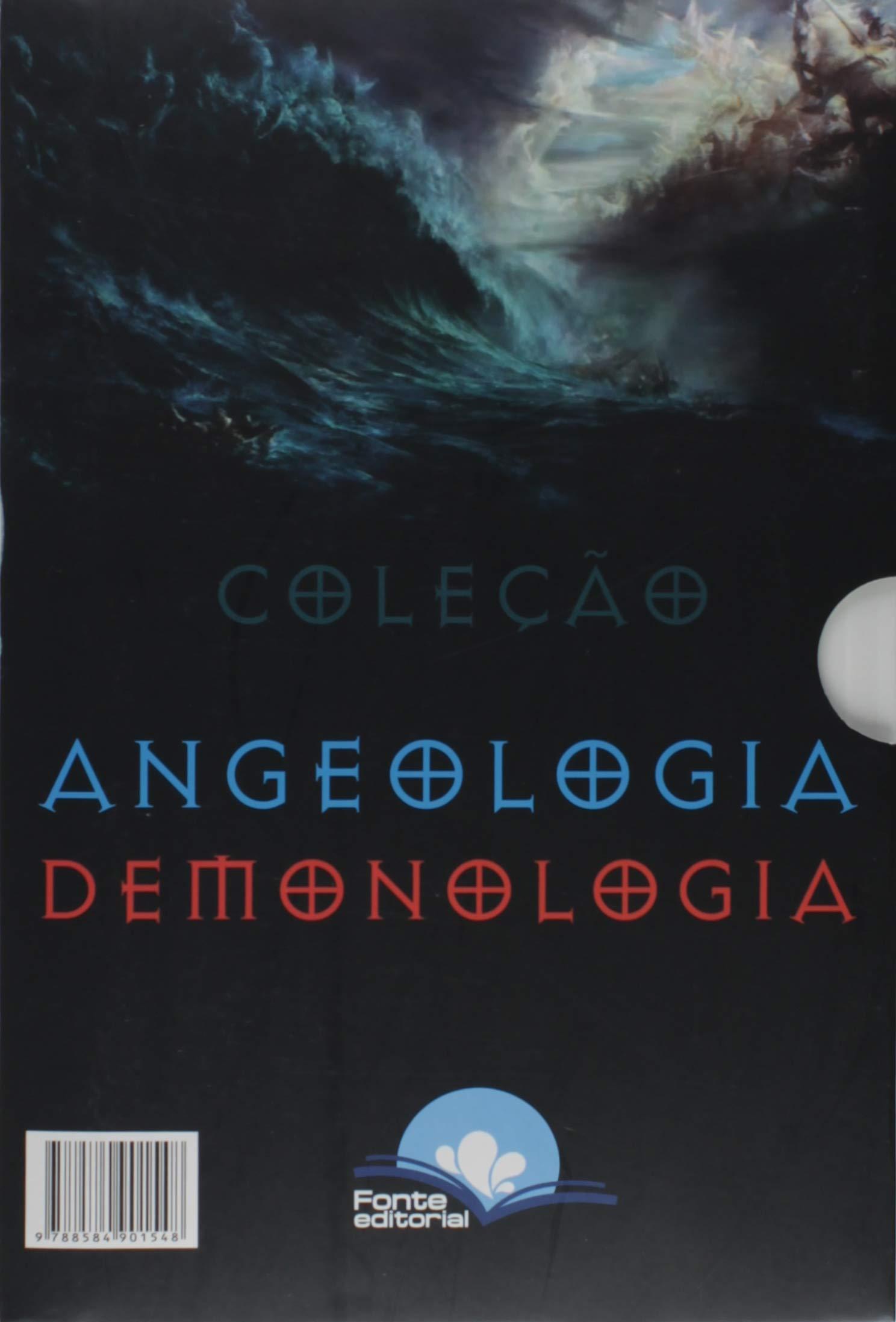 Angeologia Demonologia - Caixa com 2 Volumes: Amazon.es: Marcelo Carlos: Libros